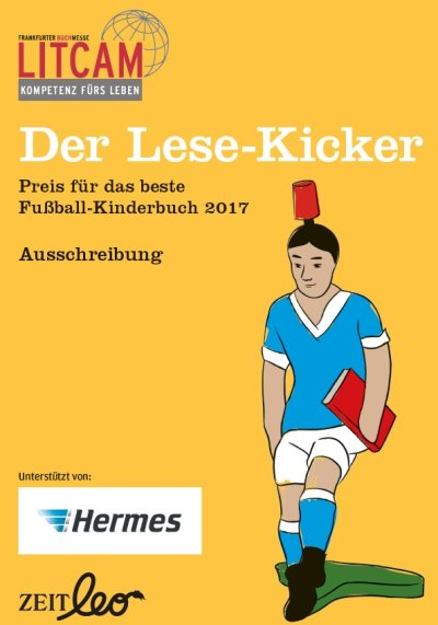 Cover Lese Kicker 2017