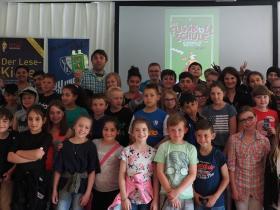 Lese-Kicker-Tour_Bochum_Gruppe